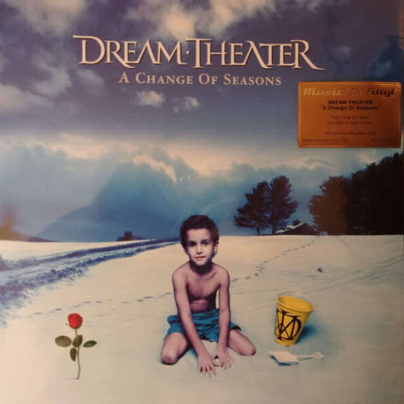 Dream Theater A Change of Seasons LP 2018