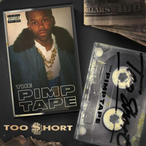 Too Short The Pimp Tape LP 2019