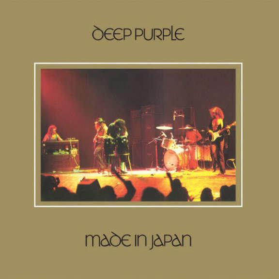 Deep Purple Made in Japan LP 2014