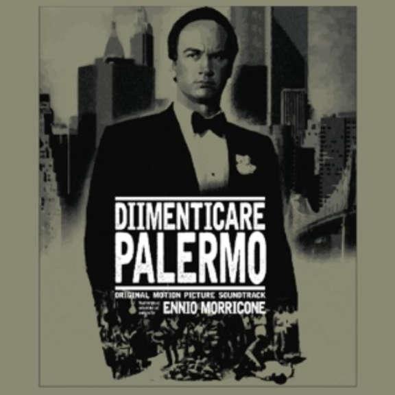 Ennio Morricone Dimenticare Palermo OST LP 2019