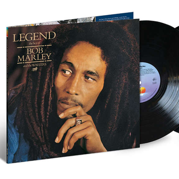 Bob Marley & The Wailers Legend (35th Anniversary Edition) LP 2019