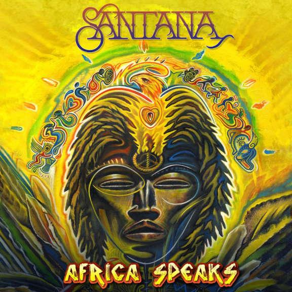 Santana Africa Speaks LP 2019
