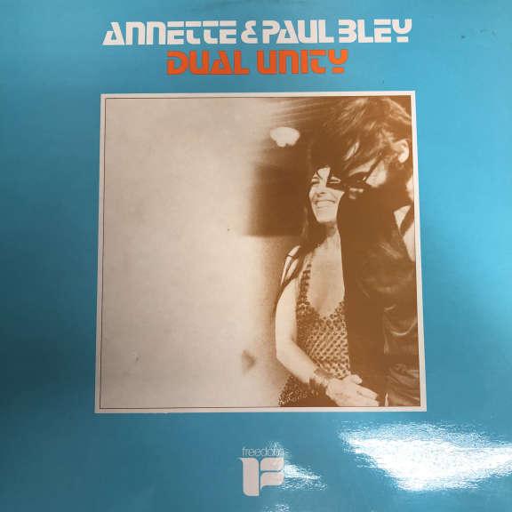 Annette & Paul Bley Dual Unity LP 1972