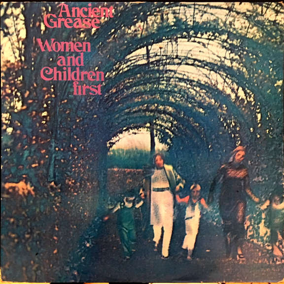 Ancient Grease Women and Children First LP 1970