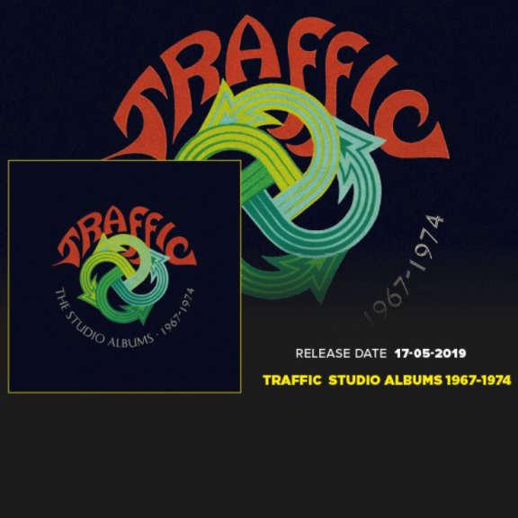 Traffic Studio Albums 1967-1974 LP 2019
