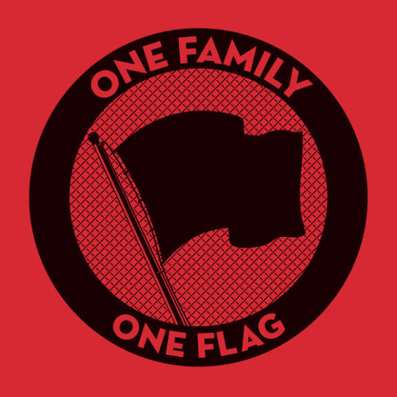 Various One Family One Flag LP 2019