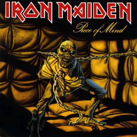 Iron Maiden Piece of Mind LP 2014