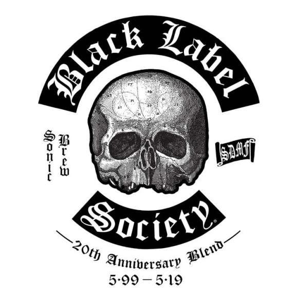 Black Label Society Sonic Brew - 20th Anniversary Blend 5.99 - 5.19 LP 2019