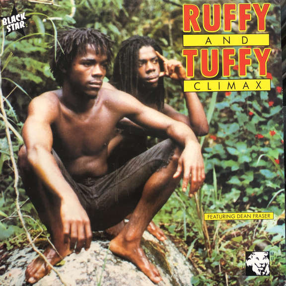 Ruffy & Tuffy Climax LP 1988
