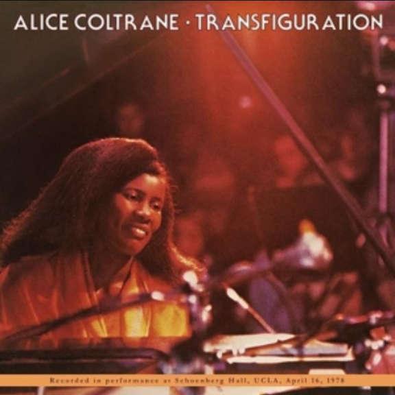 Alice Coltrane Transfiguration LP 2019