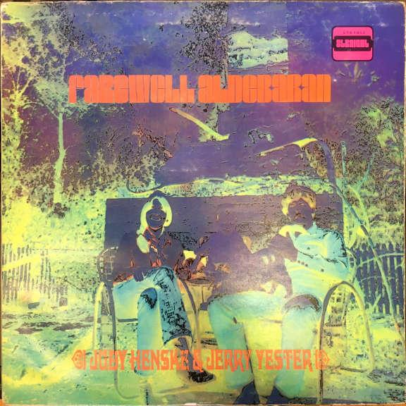 Judy Henske & Jerry Yester Farewell Aldebaran LP 1970