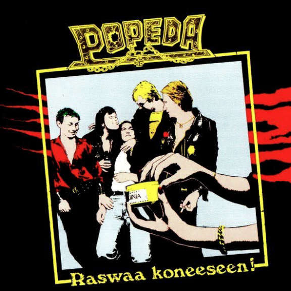Popeda Raswaa koneeseen!  LP 0