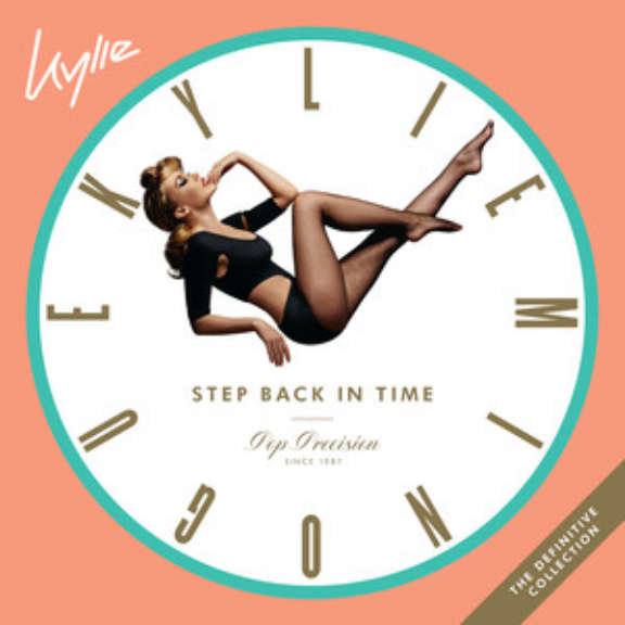 Kylie Minogue Step Back In Time: The Definitive Collection LP 2019