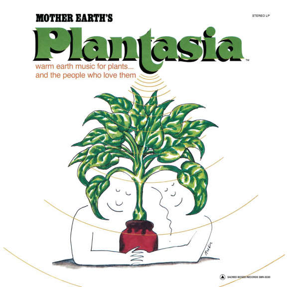 Mort Garson Mother Earth's Plantasia LP 2019