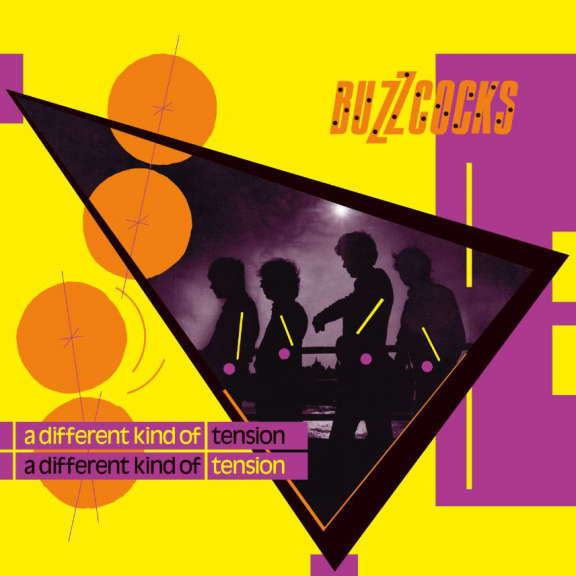 Buzzcocks A Different Kind of Tension LP 2019