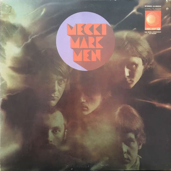 Mecki Mark Men The Mecki Mark Men LP 1968