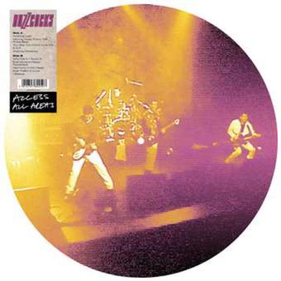 Buzzcocks Live 1990 LP 2019