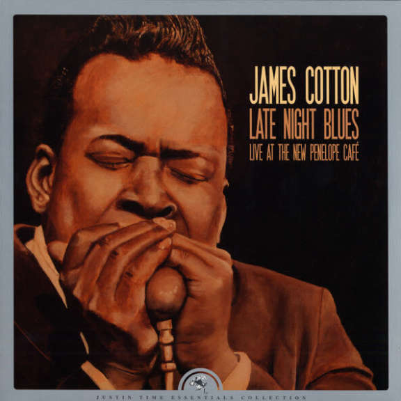 James Cotton Late Night Blues (Live at The New Penelope Café) LP 2019