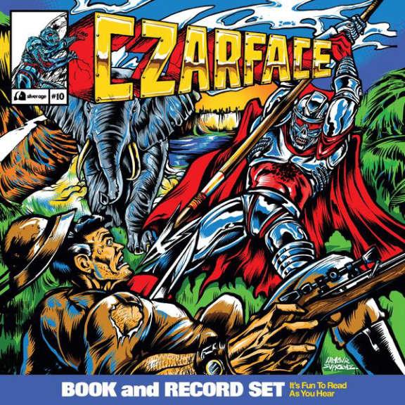 Czarface Double Dose of Danger LP 2019