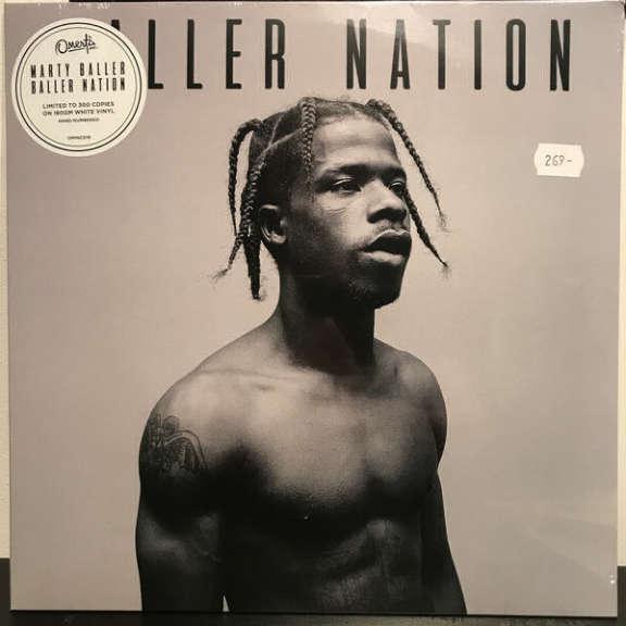 Marty Baller Baller Nation LP 2017