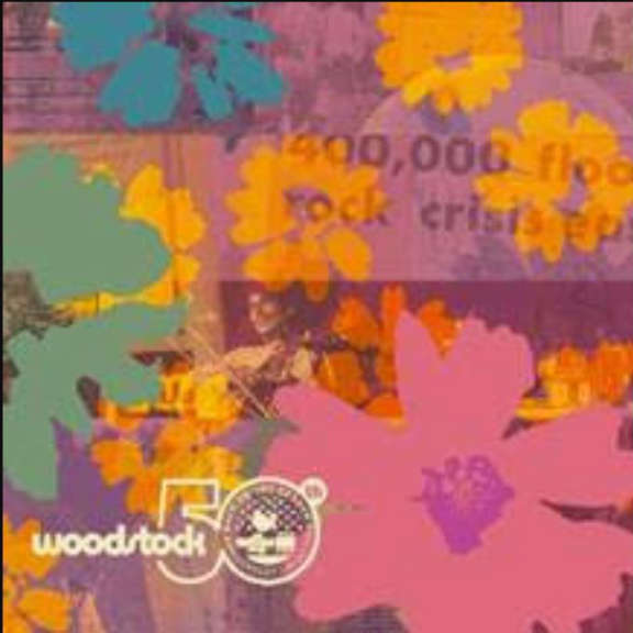 Various Woodstock 50th Anniversary – Back to the Garden LP 2019