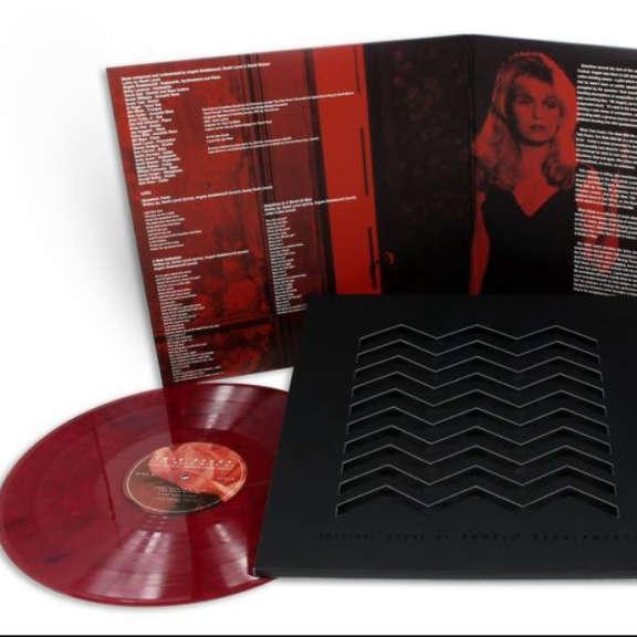 Angelo Badalamenti Twin Peaks: Fire Walk With Me LP 2017