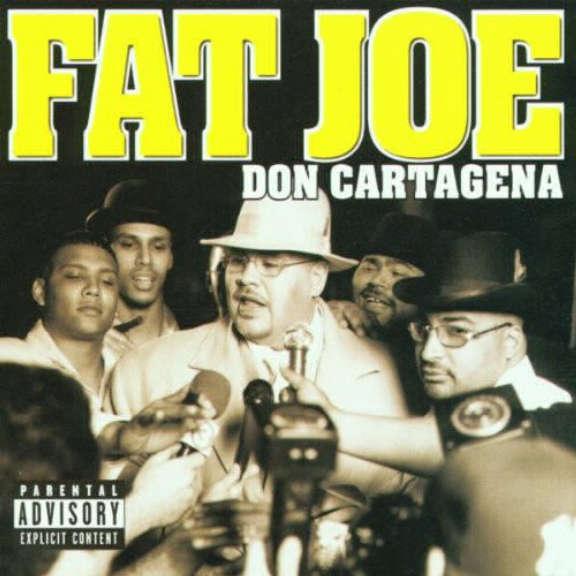 Fat Joe Don Cartagena LP 2017