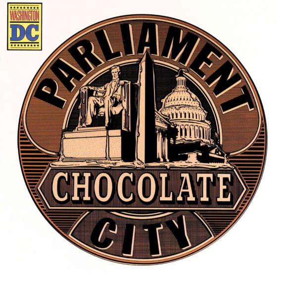 Parliament Chocolate City LP 2019
