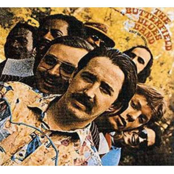 The Butterfield Blues Band Keep On Moving LP 2019