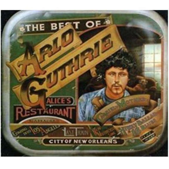 Arlo Guthrie The Best of Arlo Guthrie LP 2019
