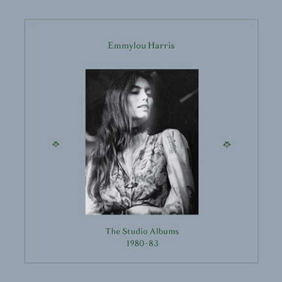 Emmylou Harris The Studio Albums LP 2019
