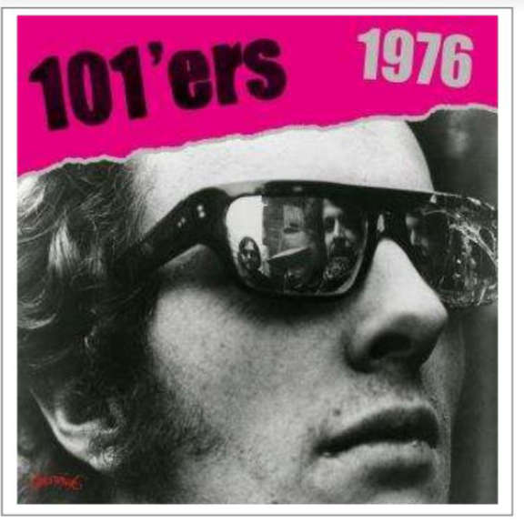 101'ers 1976 EP LP 2019