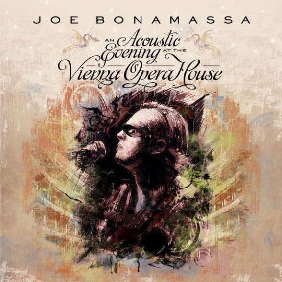 Joe Bonamassa An Acoustic Evening at the Vienna Opera House LP 2013