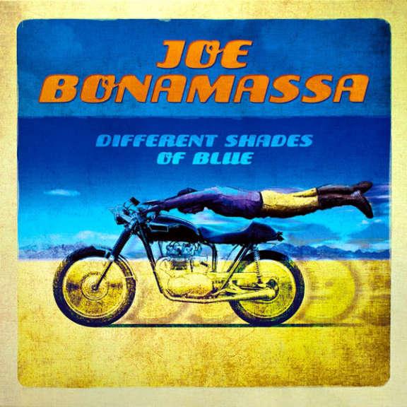 Joe Bonamassa Different Shades of Blue LP 2014