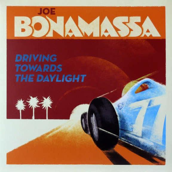 Joe Bonamassa Driving Towards the Daylight LP 2012