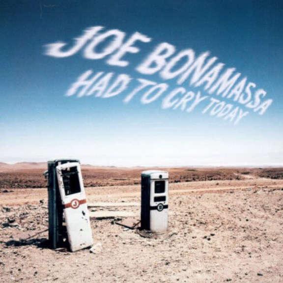 Joe Bonamassa Had to Cry Today LP 2012