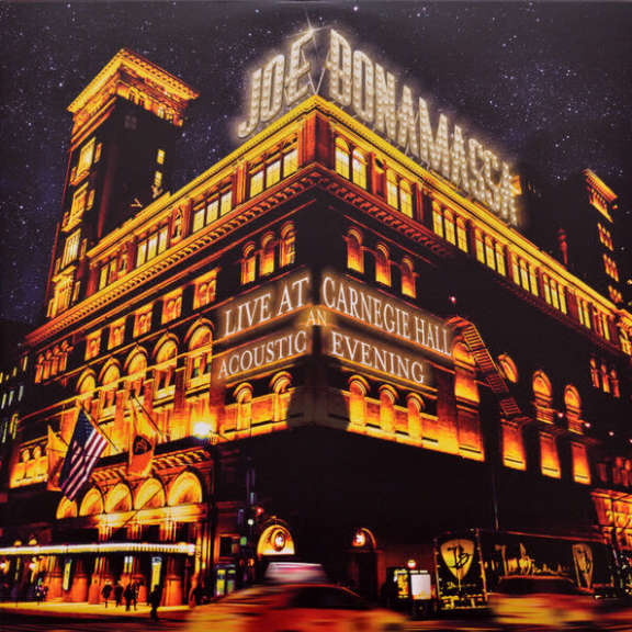Joe Bonamassa Live at Carnegie Hall – An Acoustic Evening LP 2017
