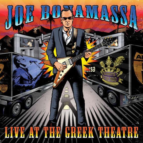 Joe Bonamassa Live at the Greek Theatre LP 2016