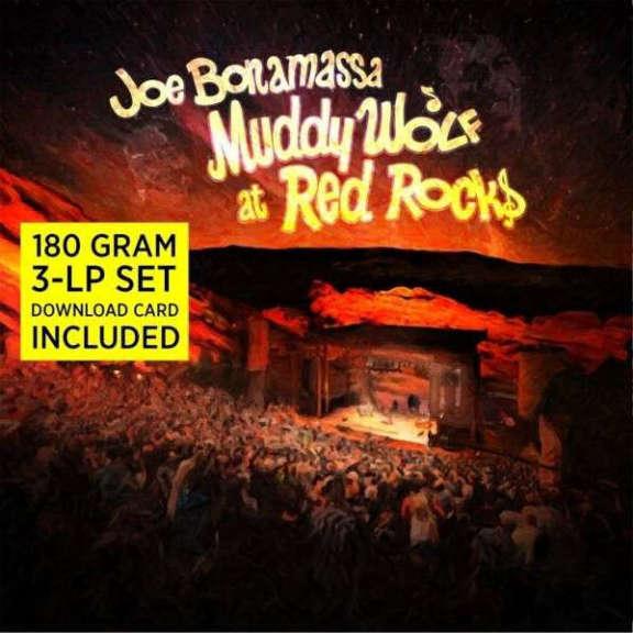 Joe Bonamassa Muddy Wolf at Red Rocks LP 0