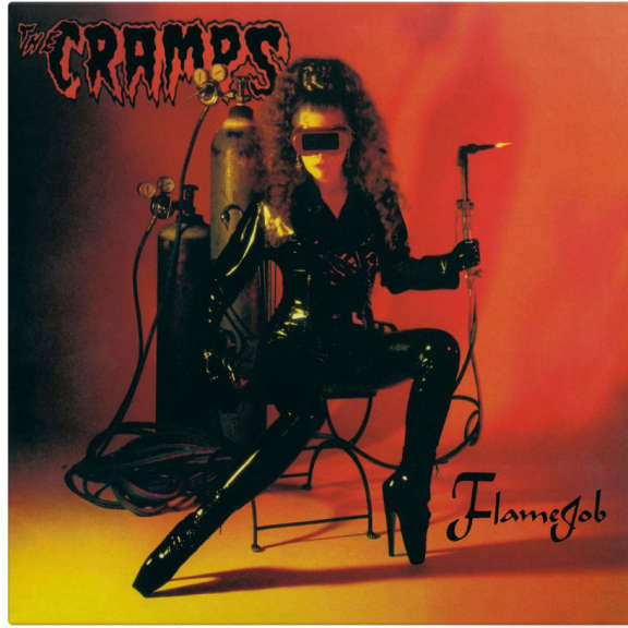 Cramps Flamejob (25th Anniversary Edition) LP 2019