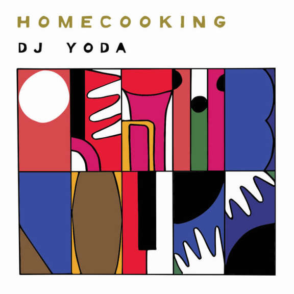 Dj Yoda Home Cooking LP 2019