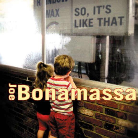Joe Bonamassa So, It's Like That LP 2012