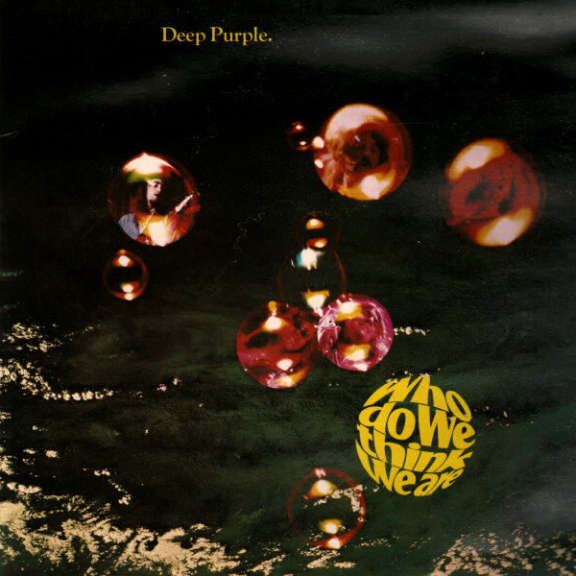 Deep Purple Who Do We Think We Are LP 2019