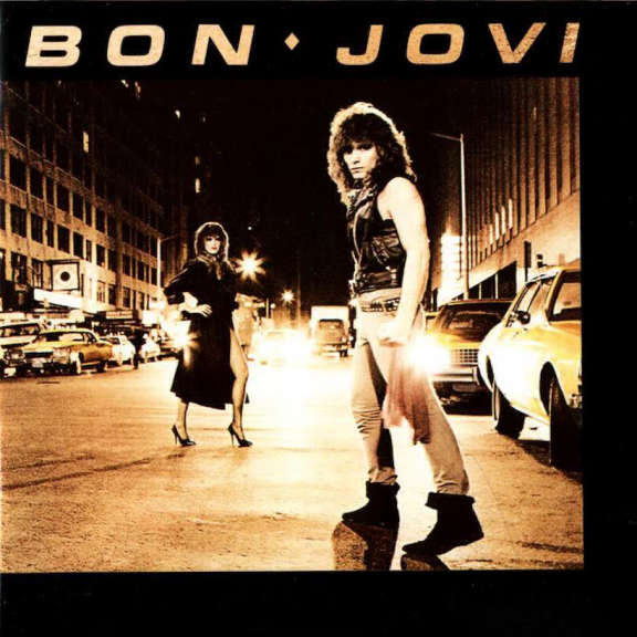 Bon Jovi Bon Jovi LP 2019
