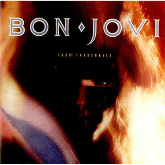 Bon Jovi 7800 Fahrenheit LP 2019