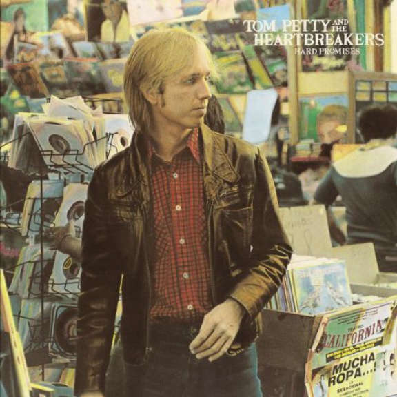 Tom Petty & The Heartbreakers Hard Promises LP 2019
