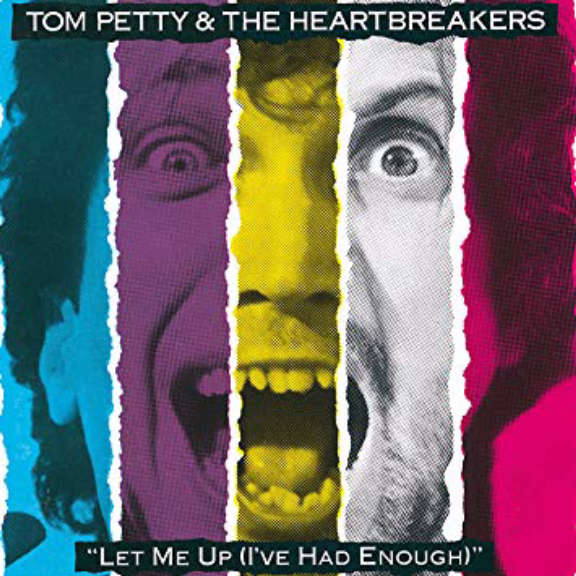 Tom Petty & The Heartbreakers Let Me Up LP 2019