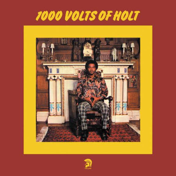 John Holt 1000 Volts of Holt LP 2017
