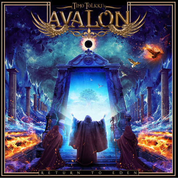 Timo Tolkki's Avalon Return to Eden LP 2019