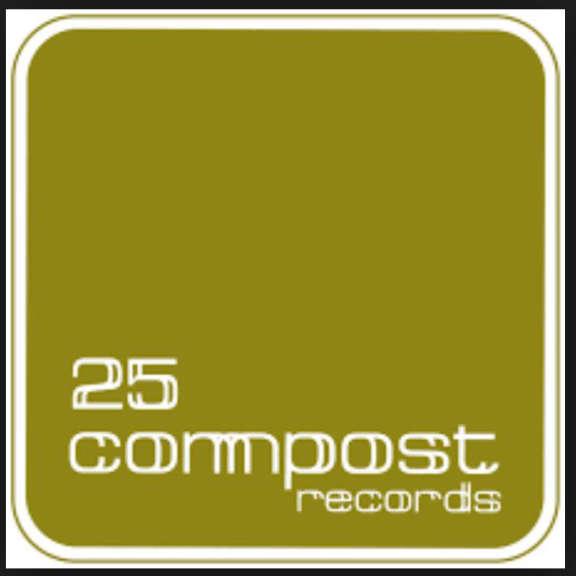 Various 25 Compost Records LP 2019